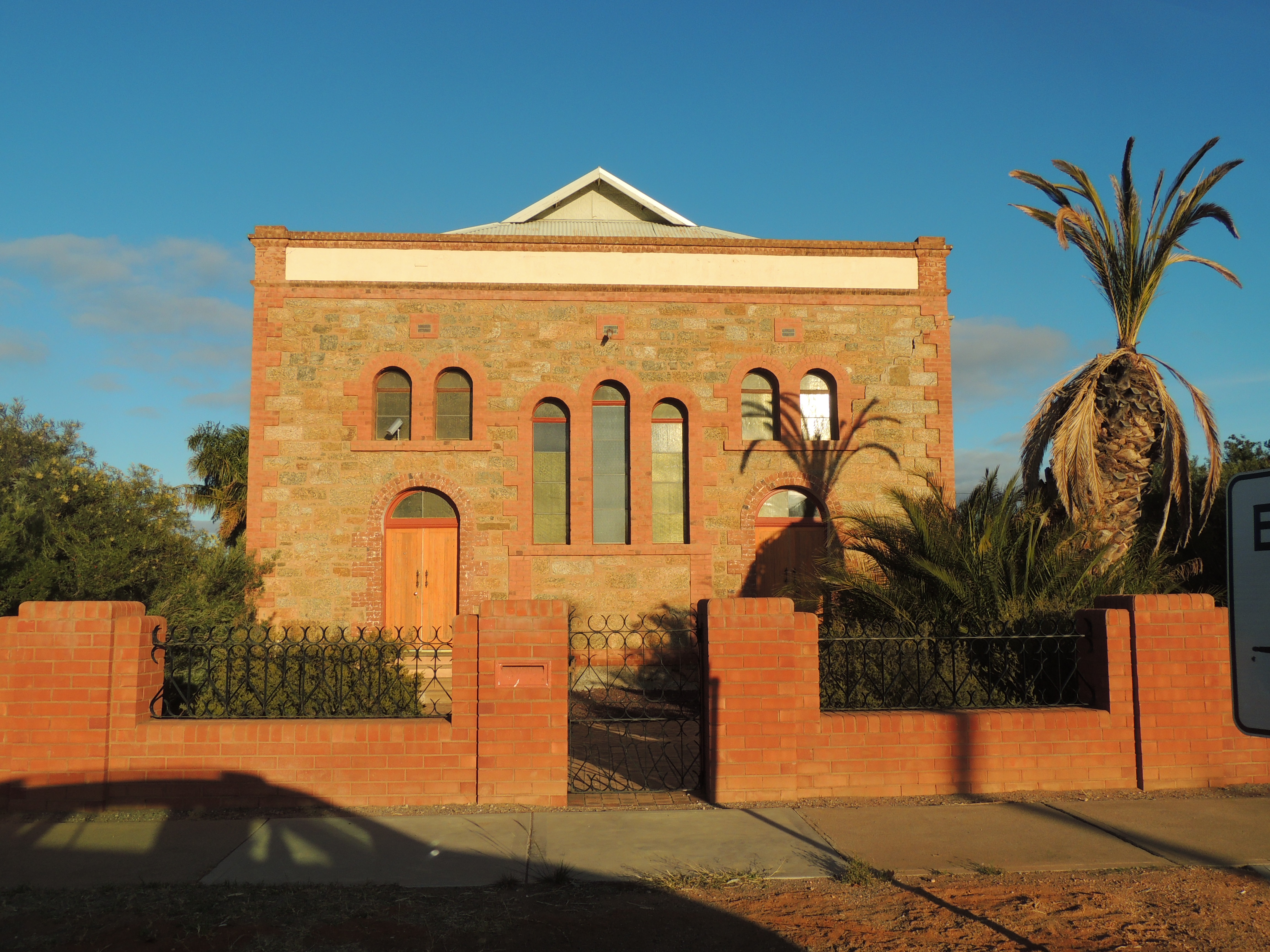 This the old convent, where we stayed.